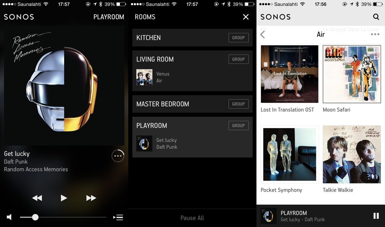 IPhoneBlog de Sonos 5