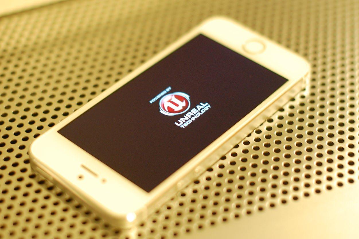 IPhoneBlog de Unreal Engine