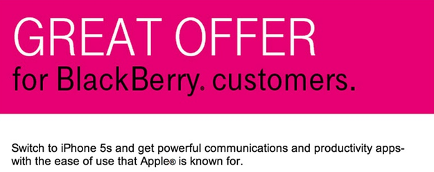 IPhoneBlog de BlackBerry Great Offer