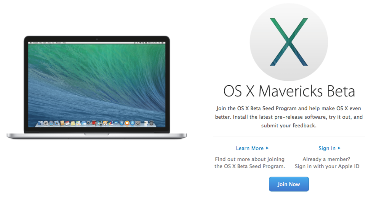 IPhoneBlog de Mavericks Beta