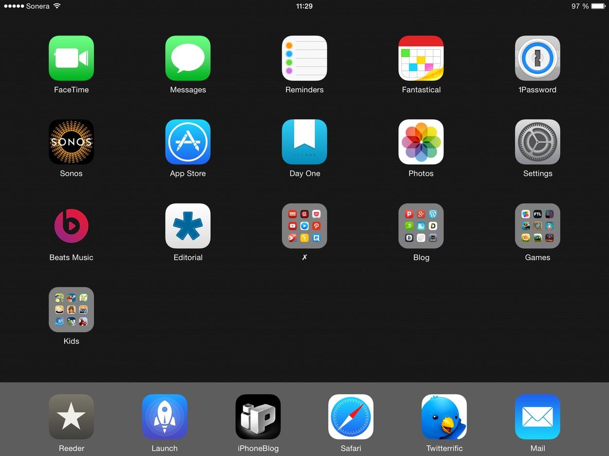IPhoneBlog de iPad Air