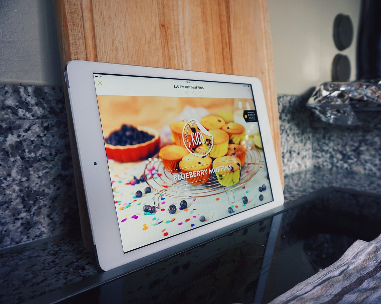 IPhoneBlog de Kitchen Stories