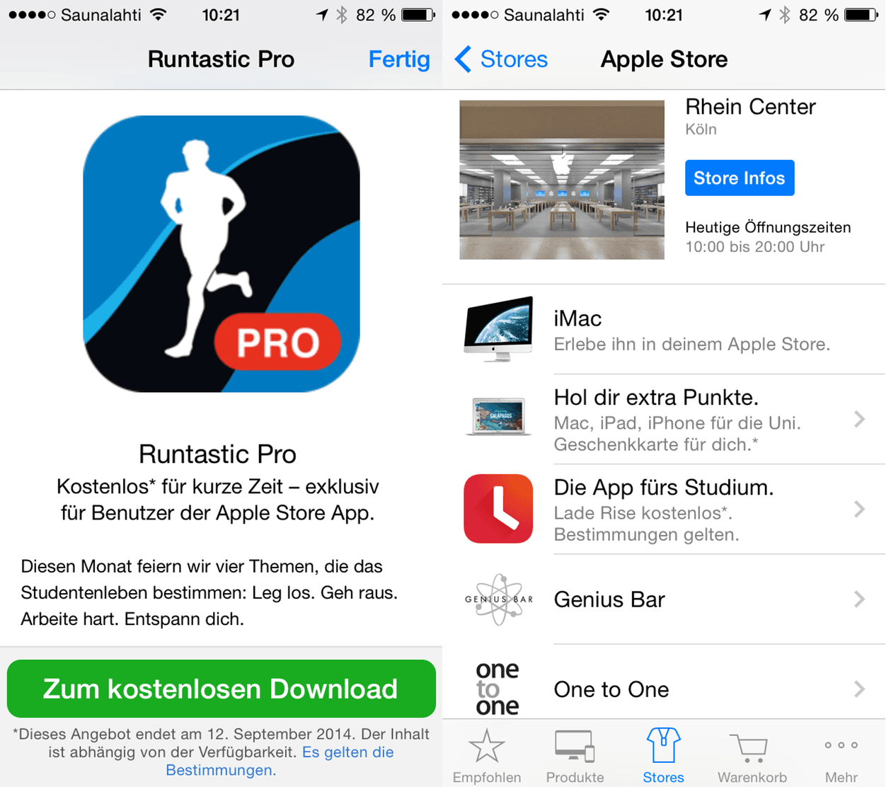 IPhoneBlog de Apple Store App