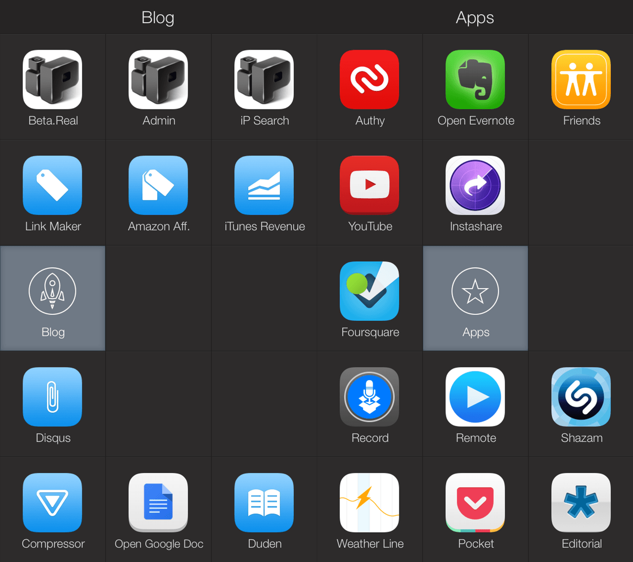 IPhoneBlog de LCP Blog Apps
