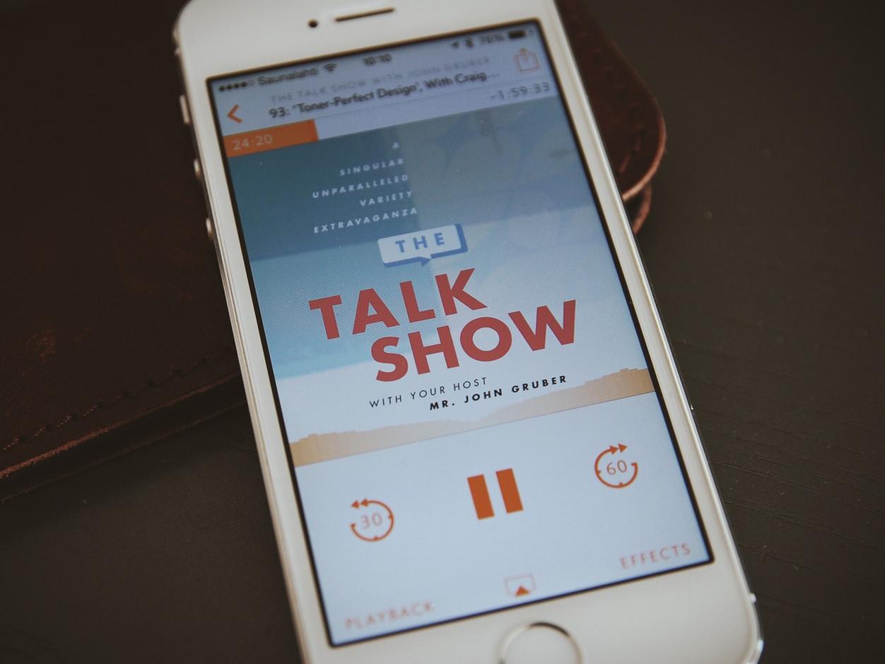 IPhoneBlog de The Talk Show