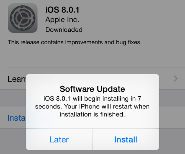 IPhoneBlog de iOS 8 0 1