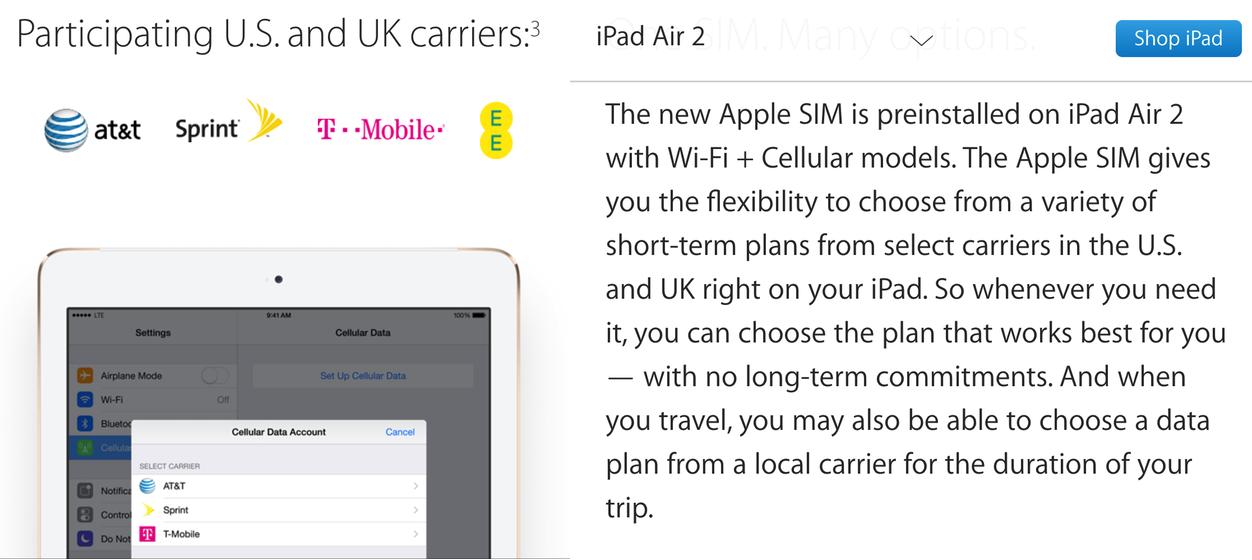IPhoneBlog de AppleSIM