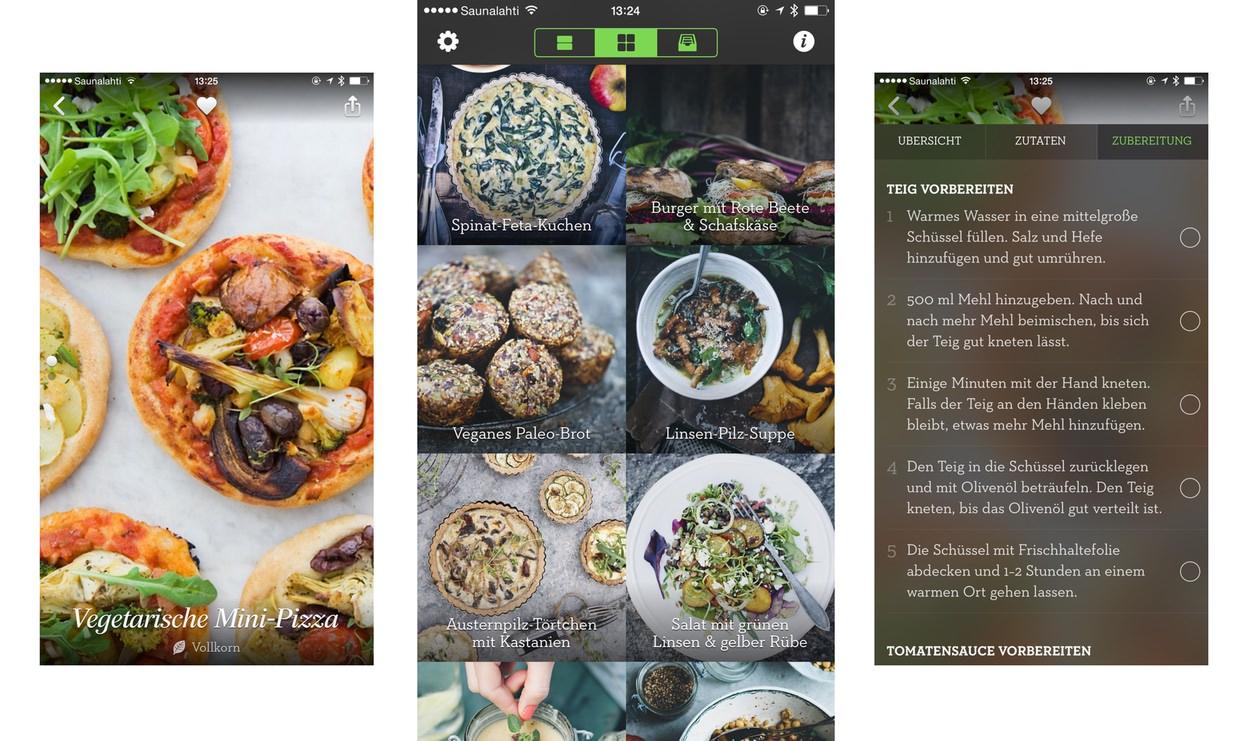 IPhoneBlog de Green Kitchen