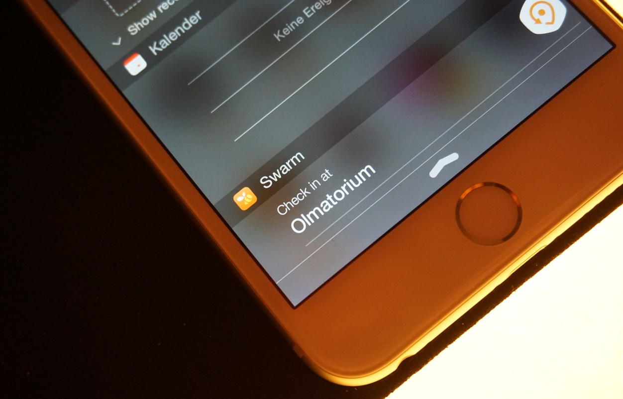 IPhoneBlog de Swarm