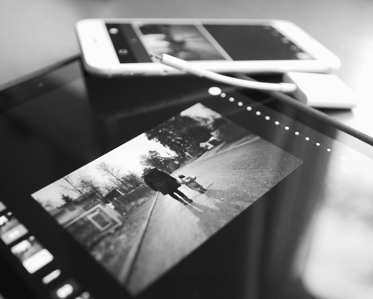 IPhoneBlog de VSCO Cam
