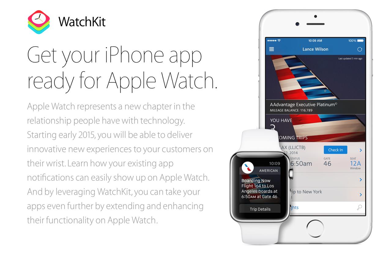 IPhoneBlog de WatchKit