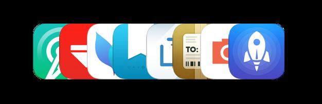 IPhoneBlog de 8 Apps