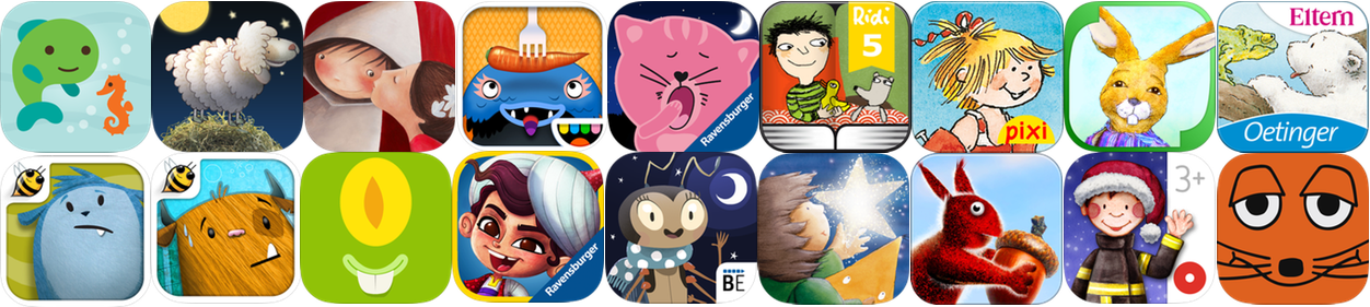 IPhoneBlog de Kinder Apps