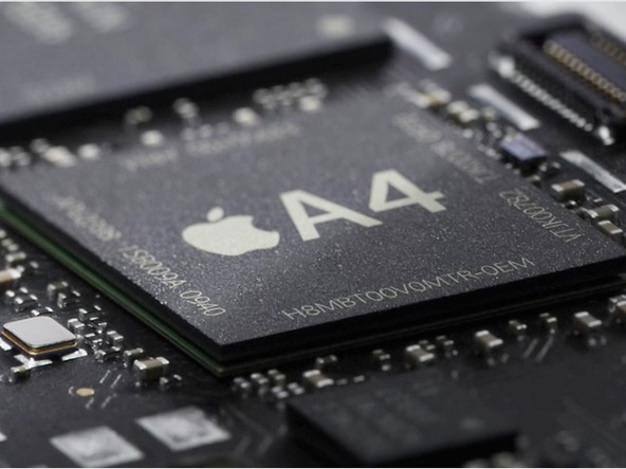 IPhoneBlog de A4 Prozessor