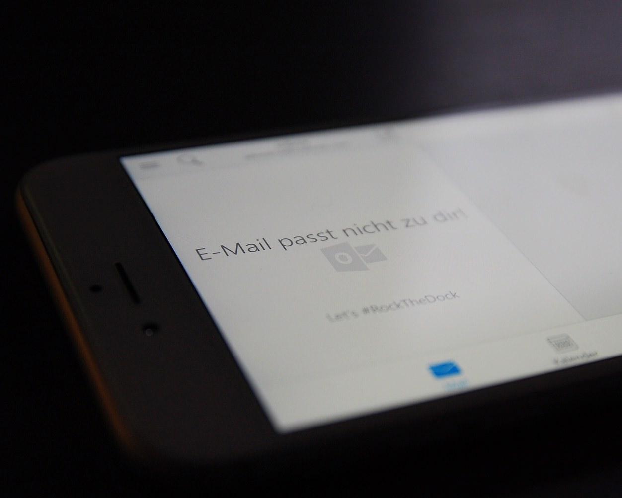 IPhoneBlog de Outlook