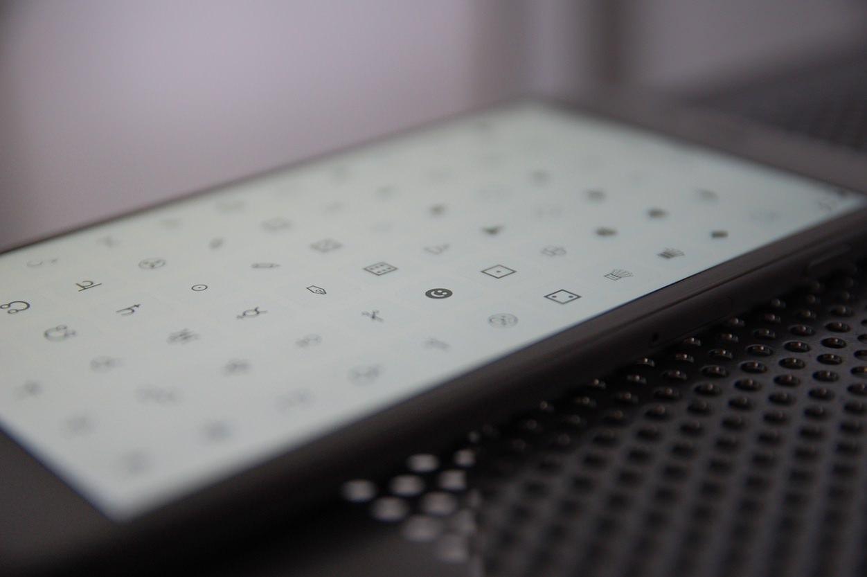 IPhoneBlog de Symbols