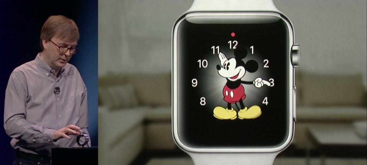 IPhoneBlog de Apple Watch face