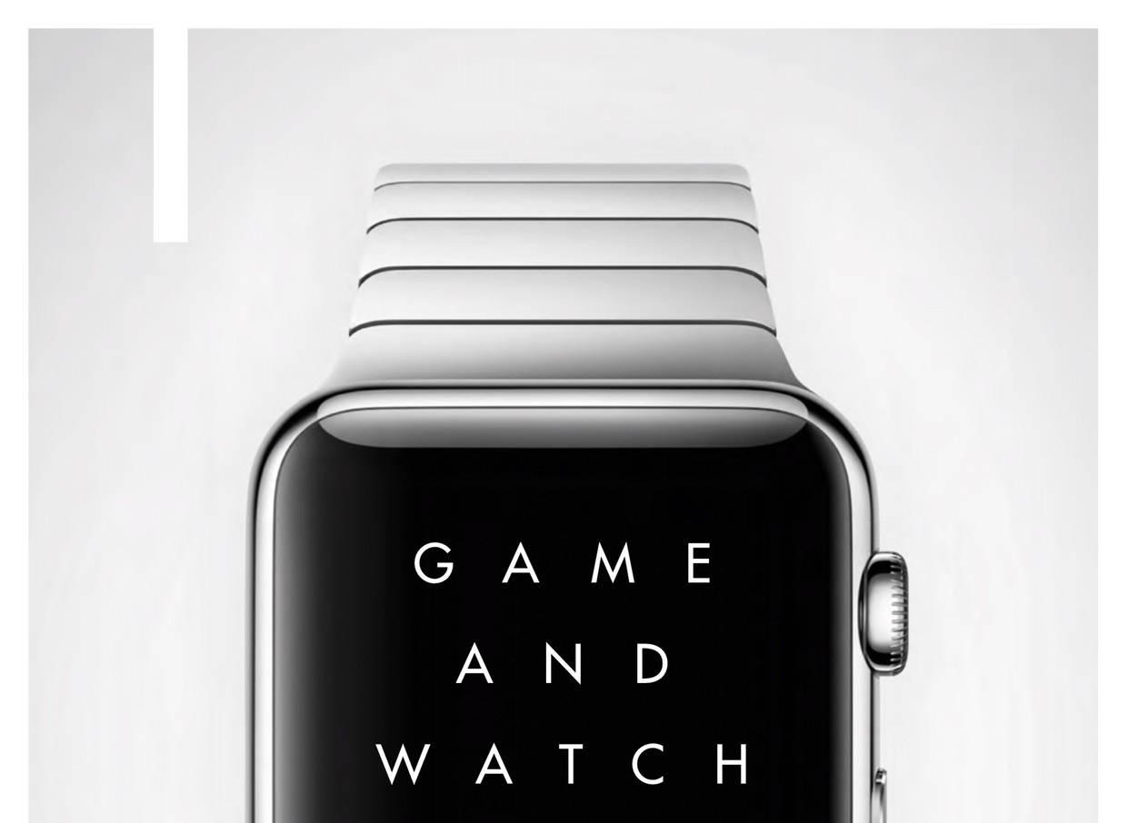 IPhoneBlog de EDGE Game and Watch
