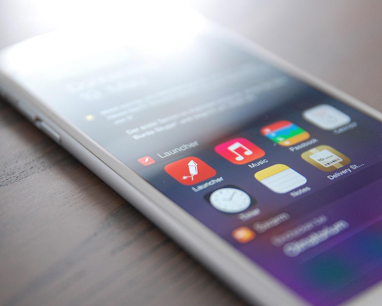 IPhoneBlog de Launcher Lebt