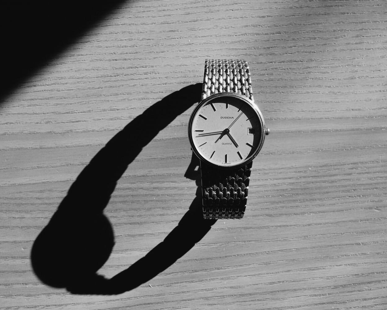 IPhoneBlog de Uhr Schatten