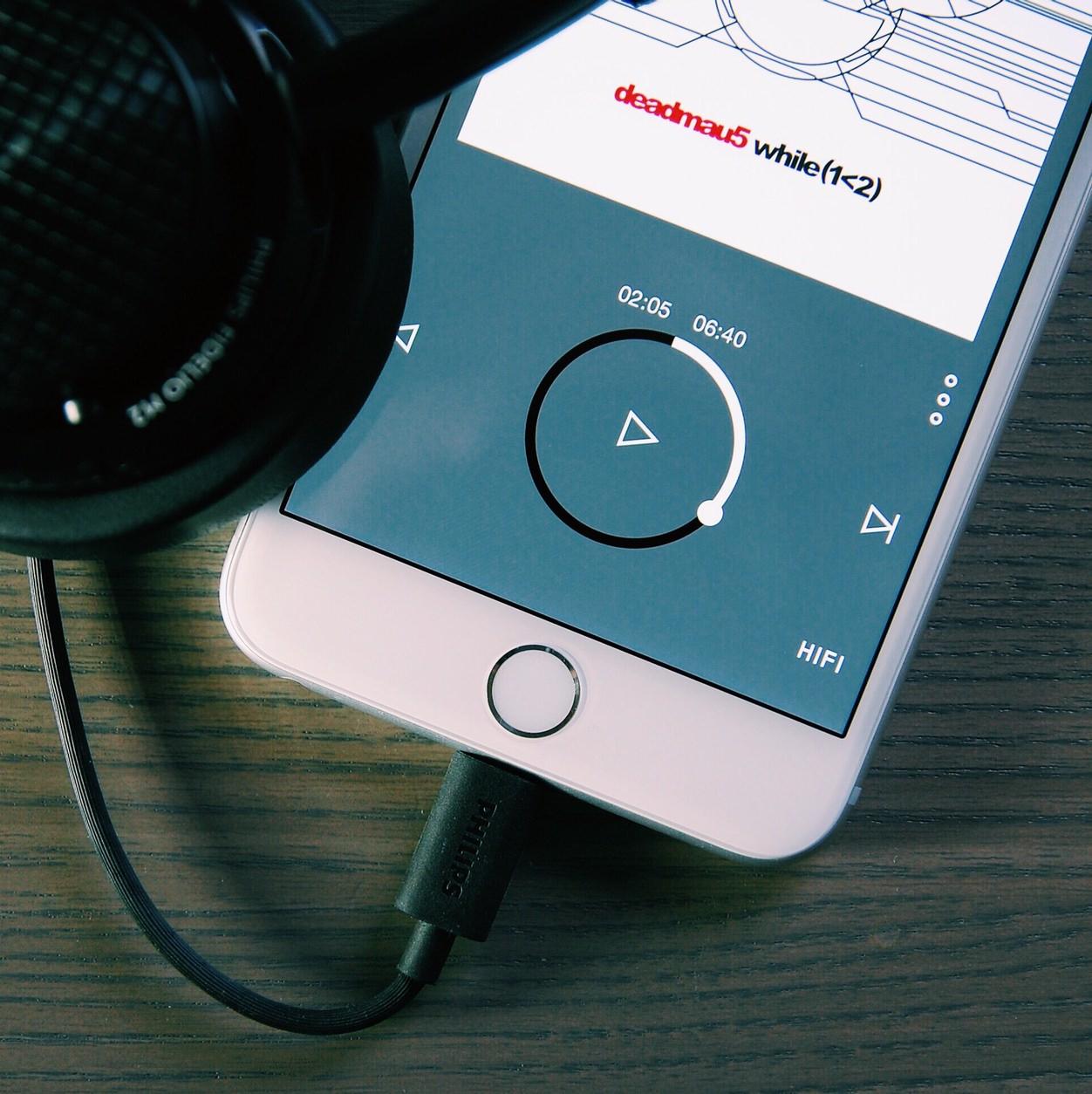 IPhoneBlog de Tidal