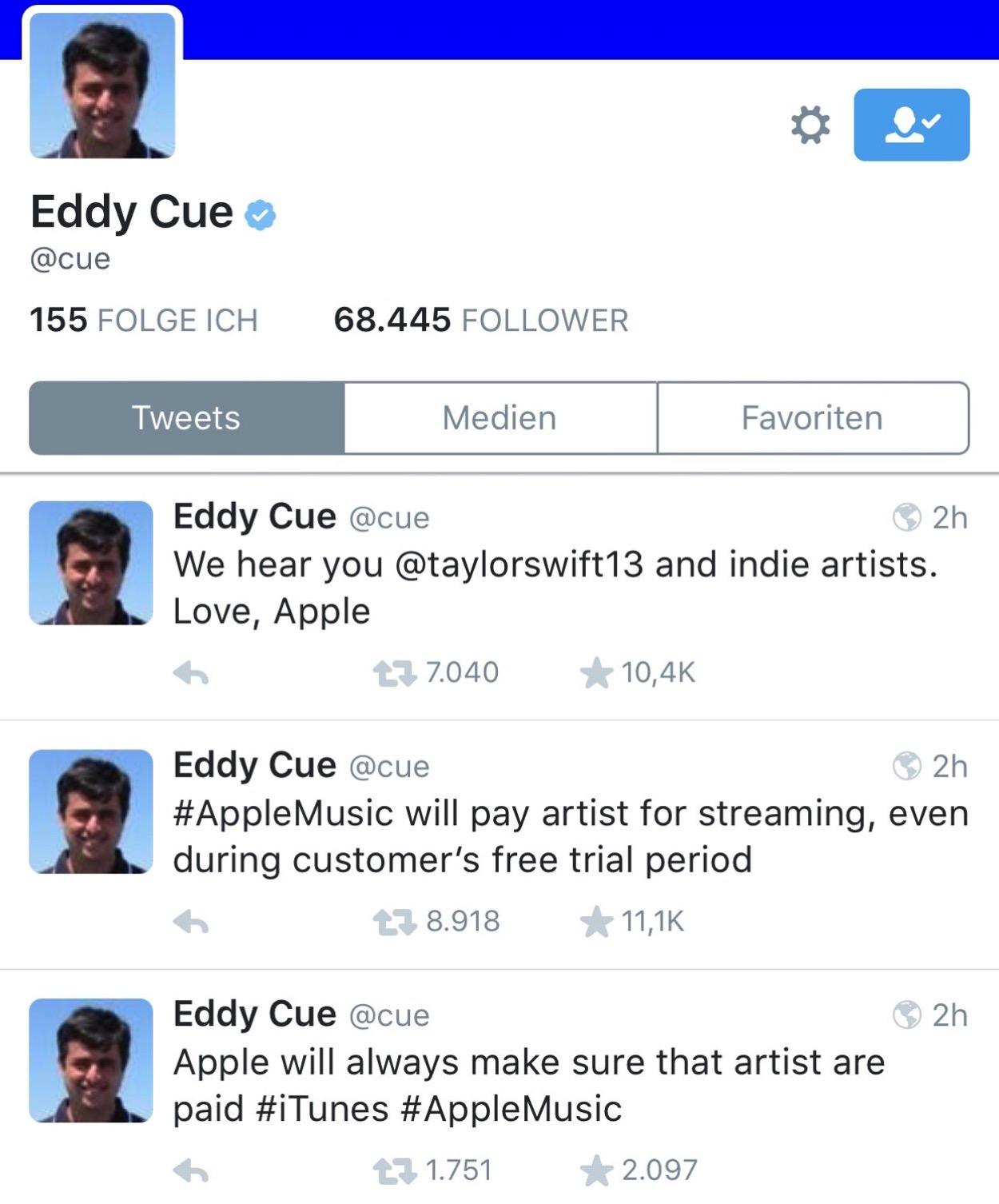 IPhoneBlog de Eddy Cue