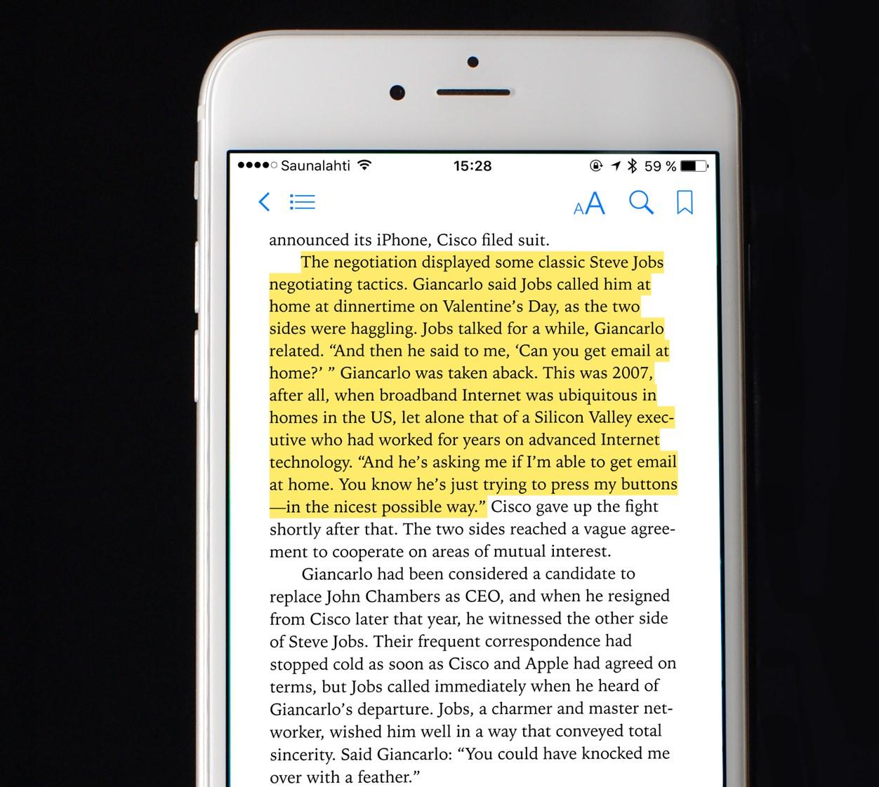 IPhoneBlog de Inside Apple