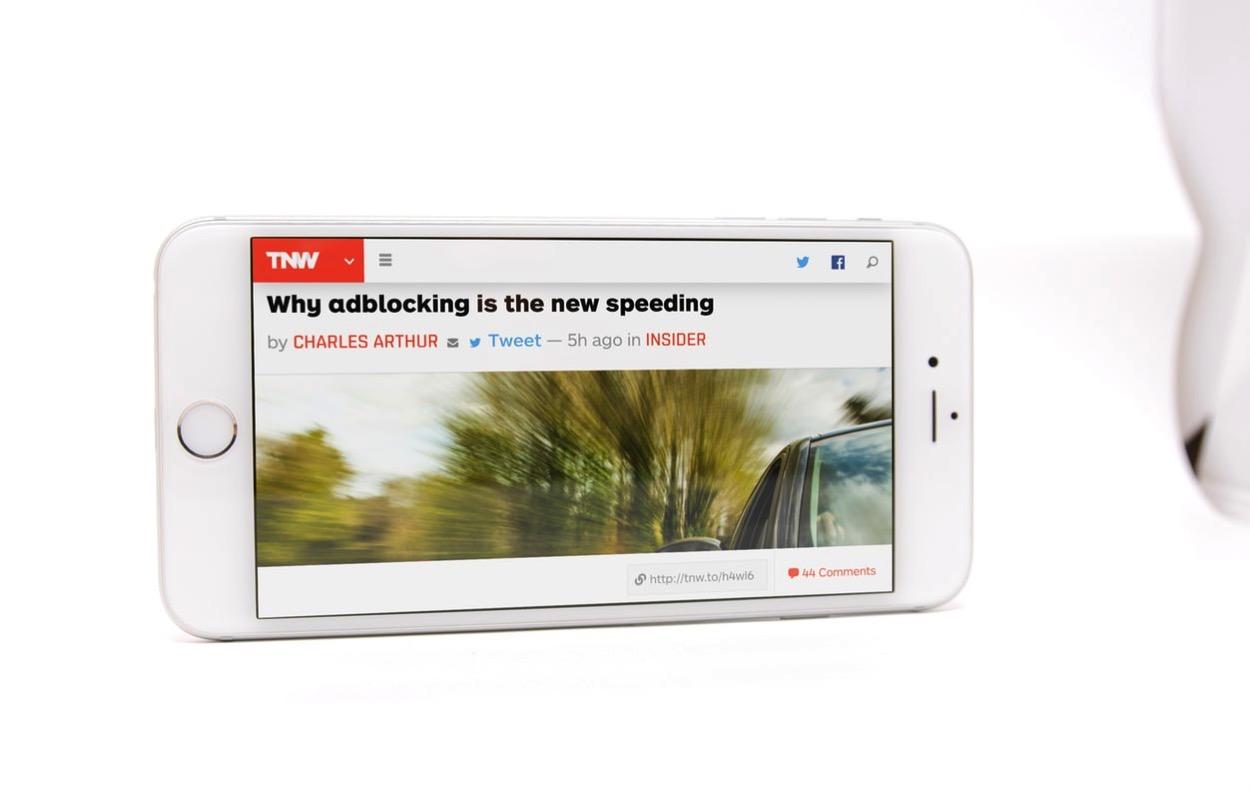 IPhoneBlog de Speeding