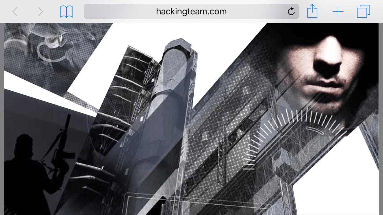 IPhoneBlog de The Hacking Team