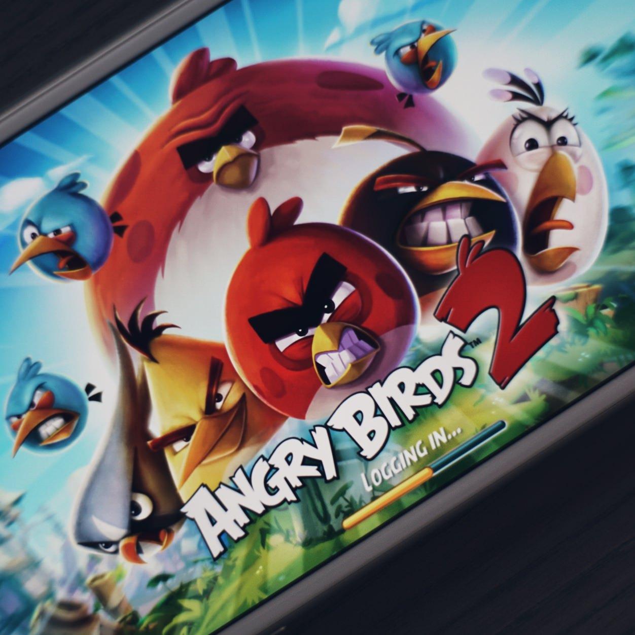 IPhoneBlog de Angry Birds 2