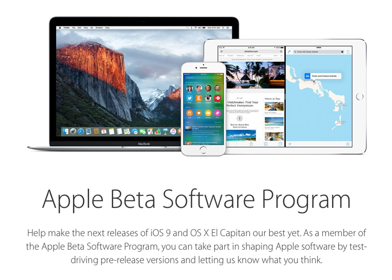 IPhoneBlog de Apple Beta Software Program