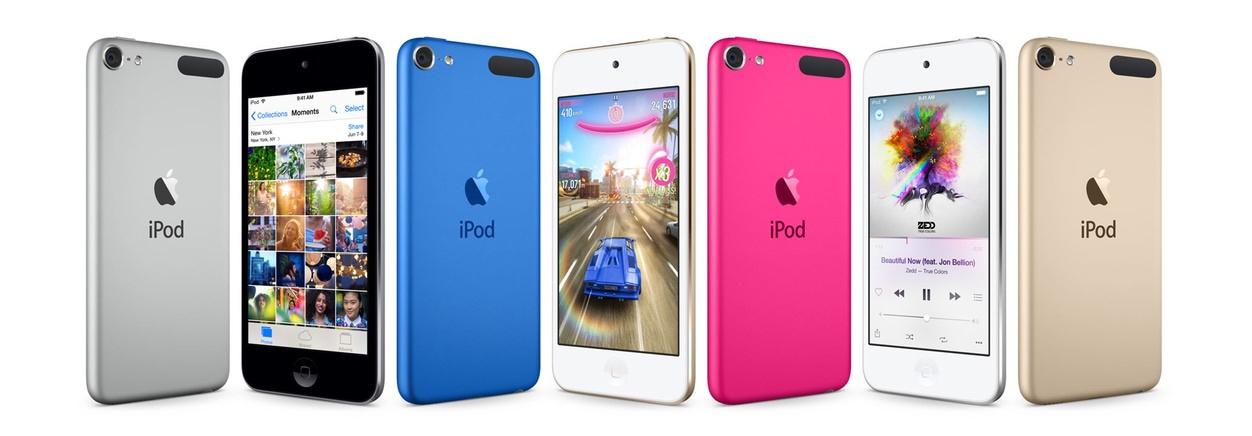 IPhoneBlog de iPod touch Nummer 6