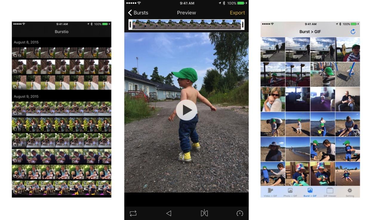 IPhoneBlog de Burstio GIF Toaster