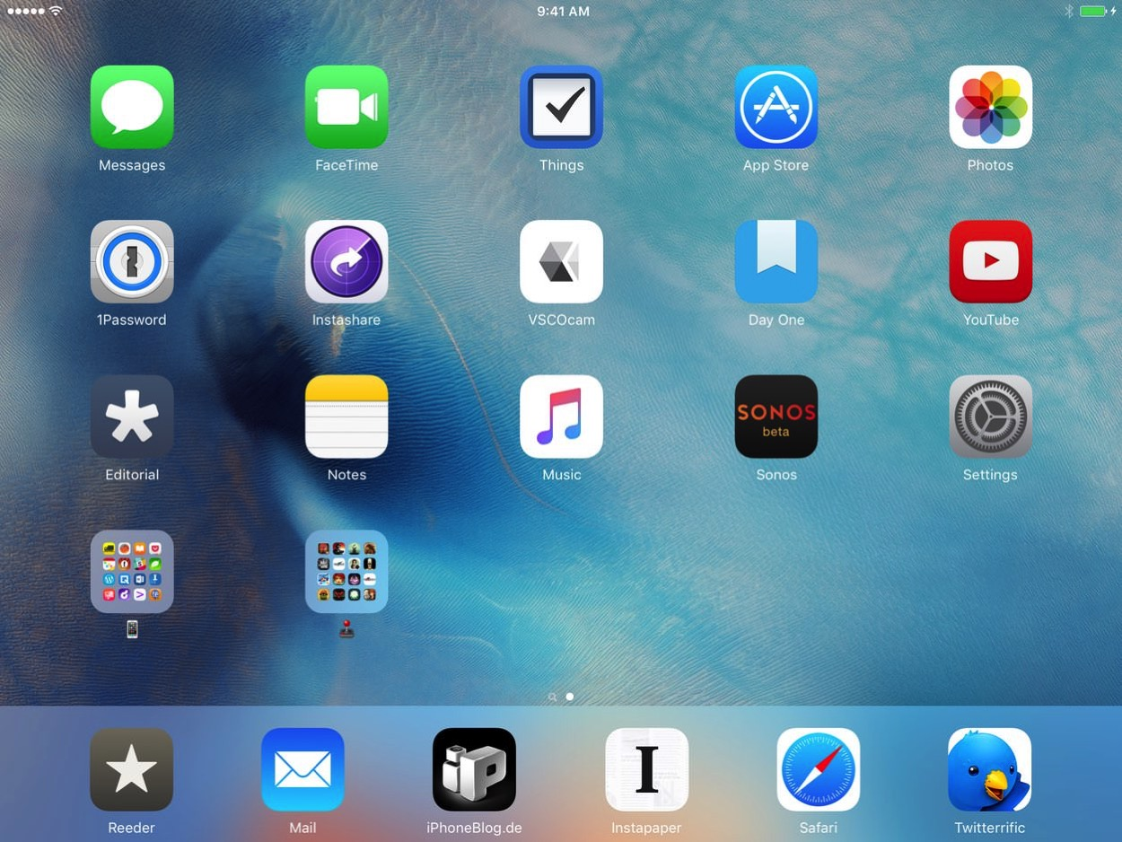 IPhoneBlog de iPad September 2015