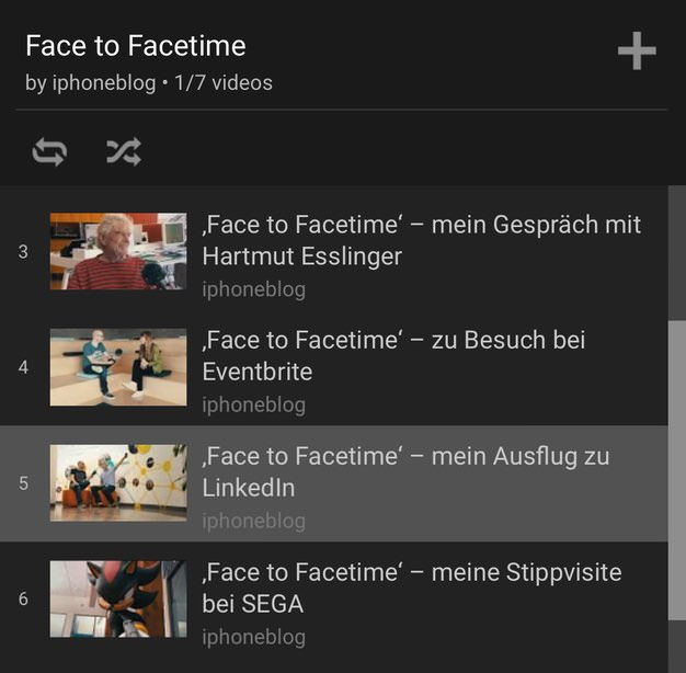 IPhoneBlog de Face to Facetime