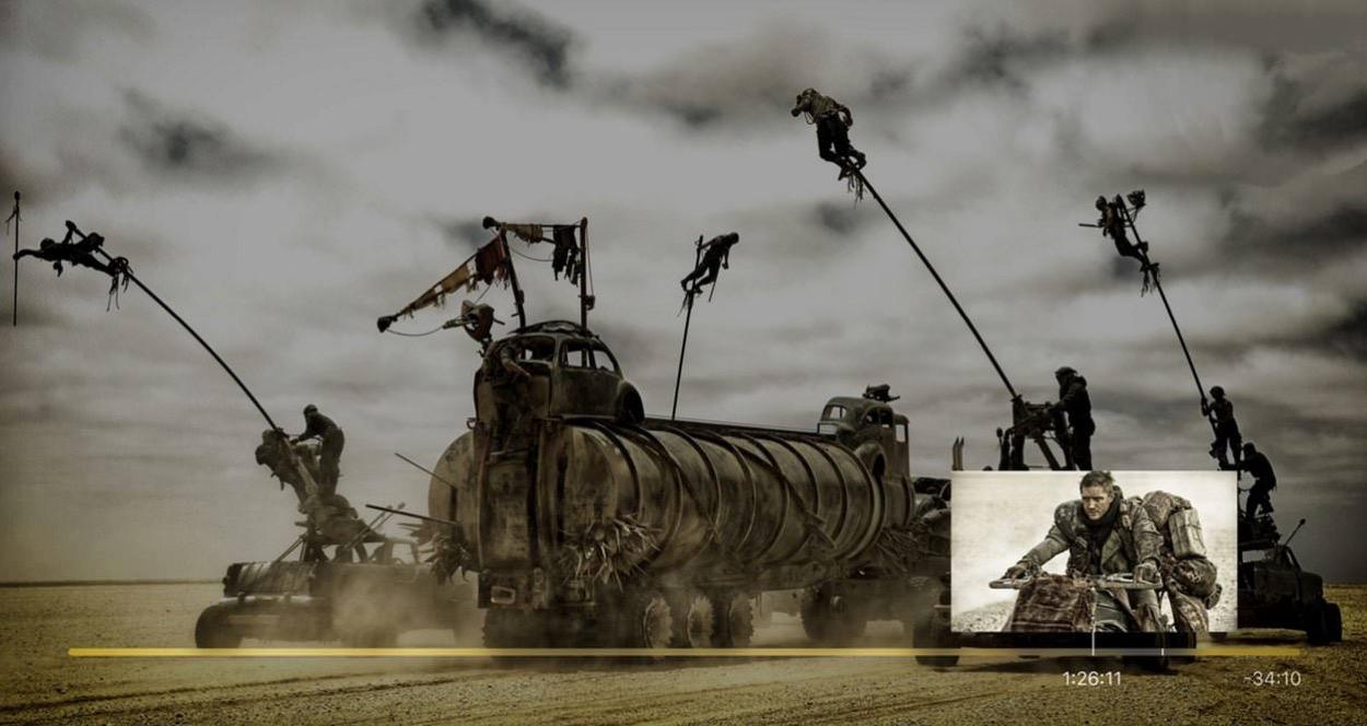 IPhoneBlog de Mad Max