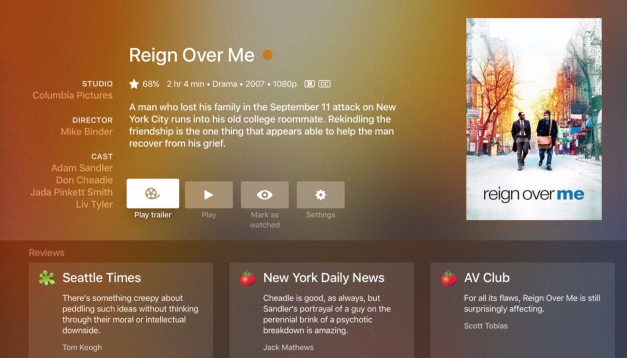 IPhoneBlog de Apple TV Reign