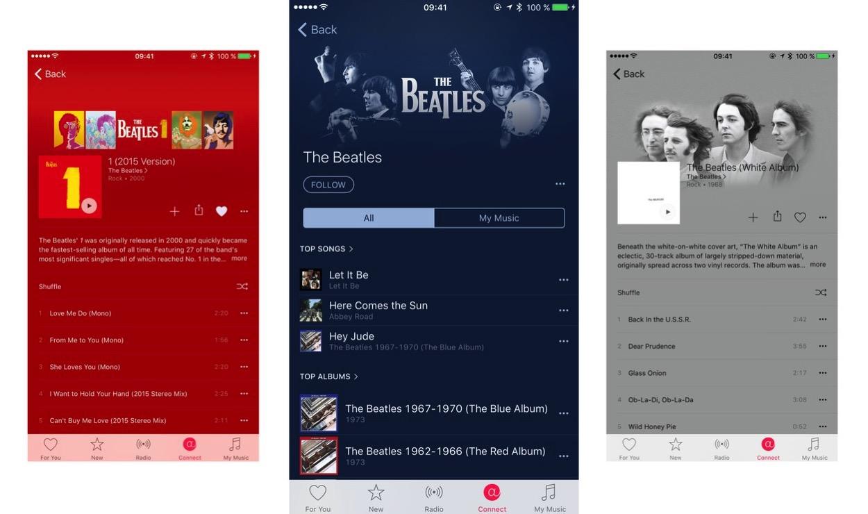 IPhoneBlog de Beatles