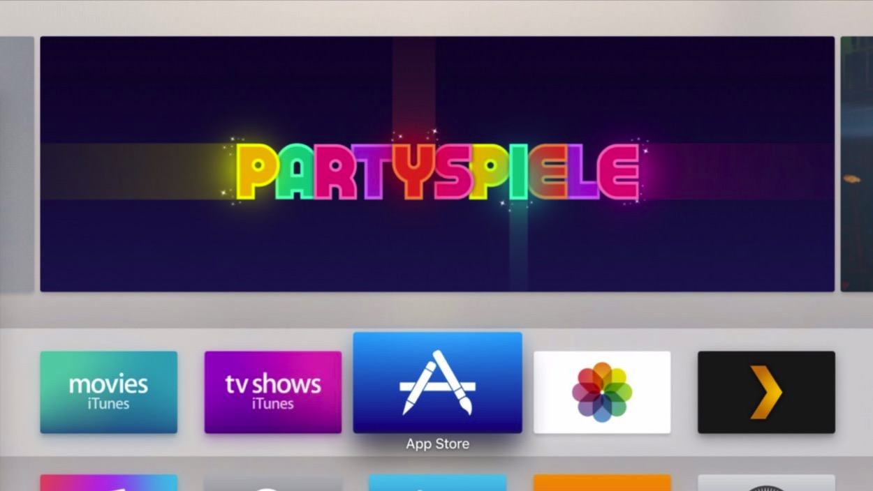 IPhoneBlog de Homescreens Dezember 2015 Apple TV