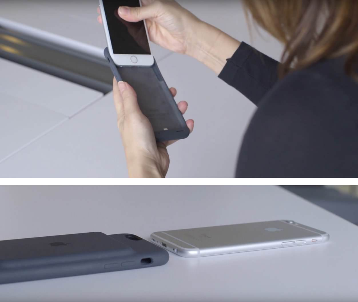 IPhoneBlog de Smart Battery Case