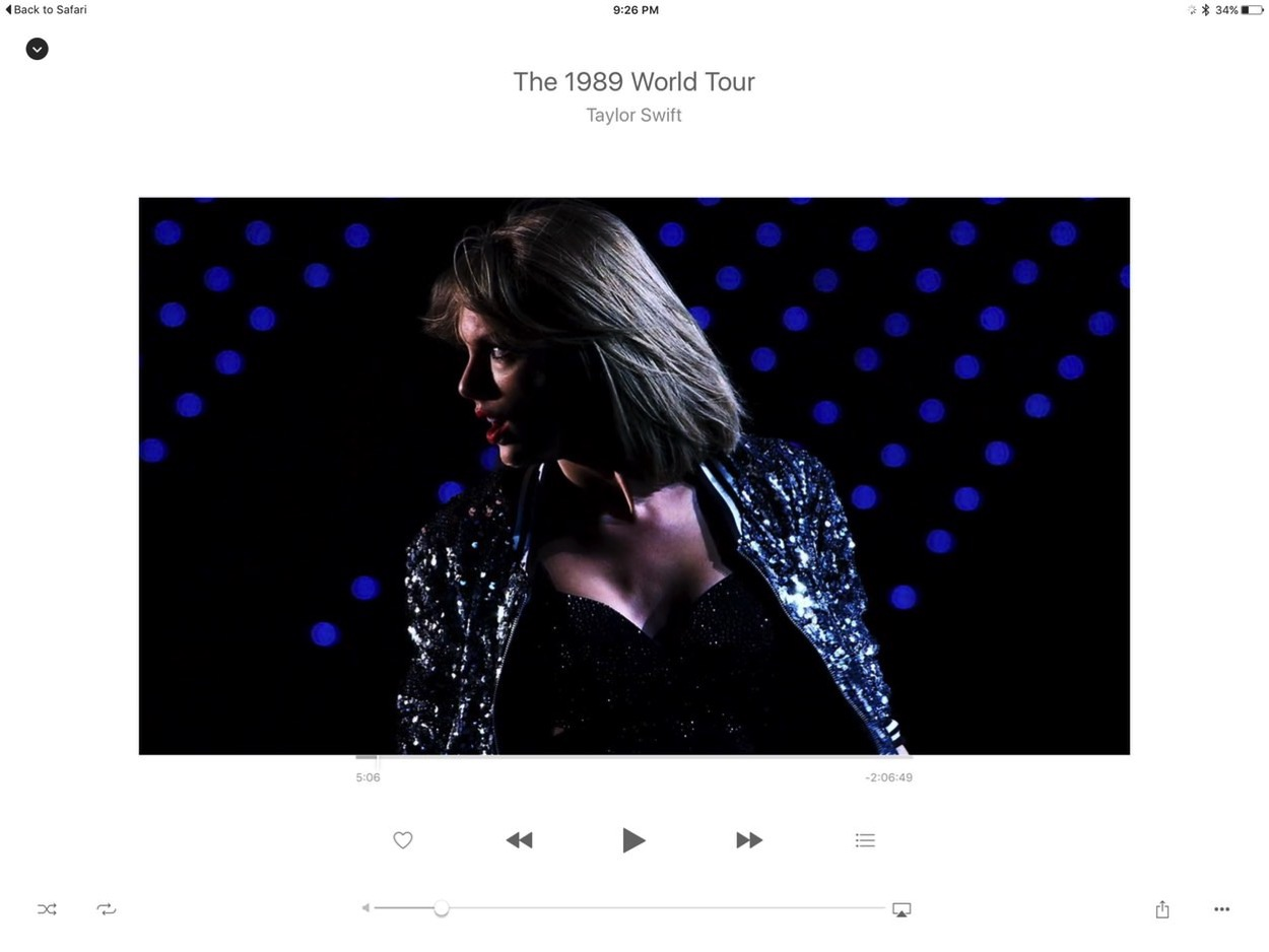IPhoneBlog de Taylor Swift