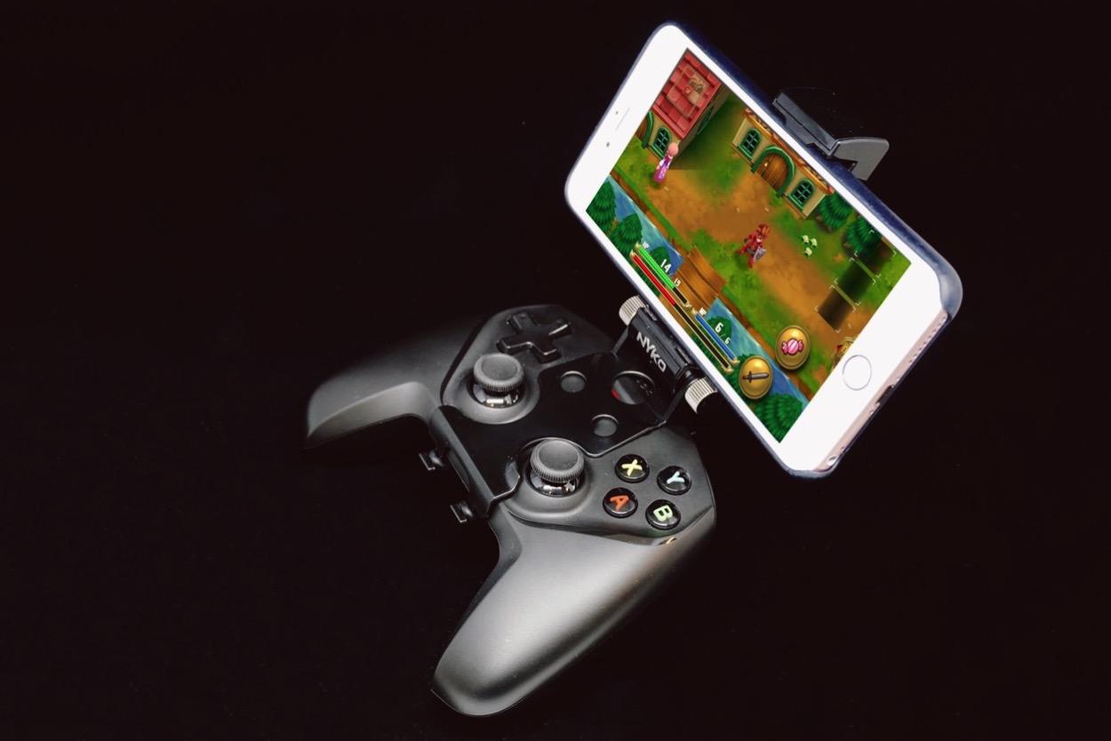 IPhoneBlog de Nimbus Gaming