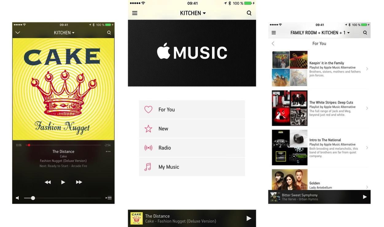 IPhoneBlog de Sonos Apple Music
