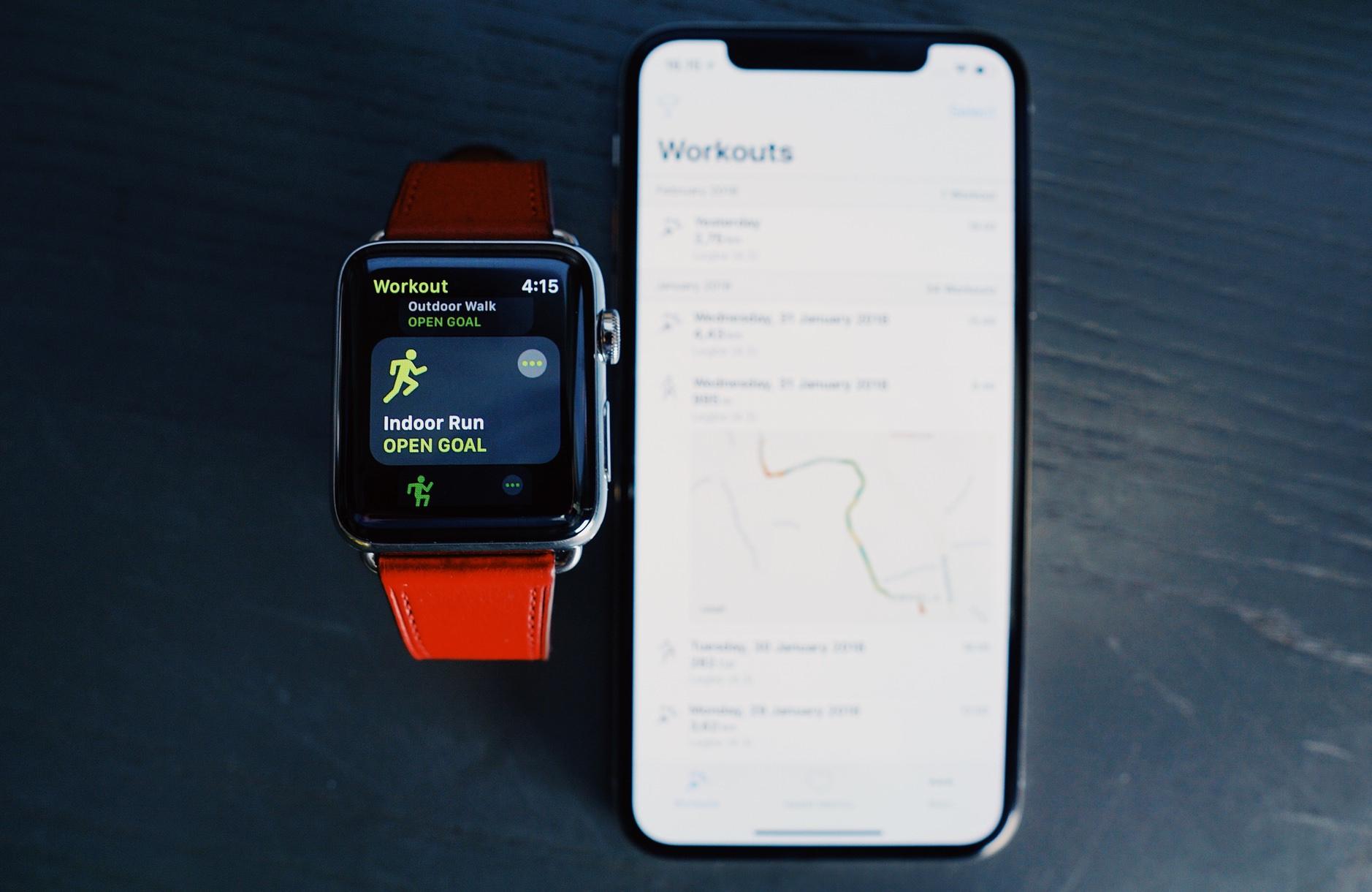 HealthFit synct Workout-Daten der Apple Watch zu Strava und