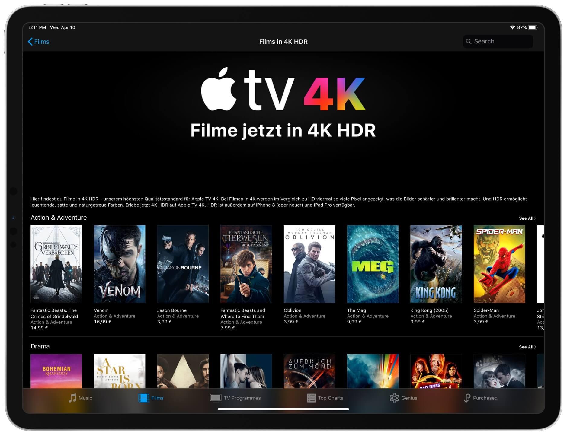 macOS 10.15 zerlegt iTunes