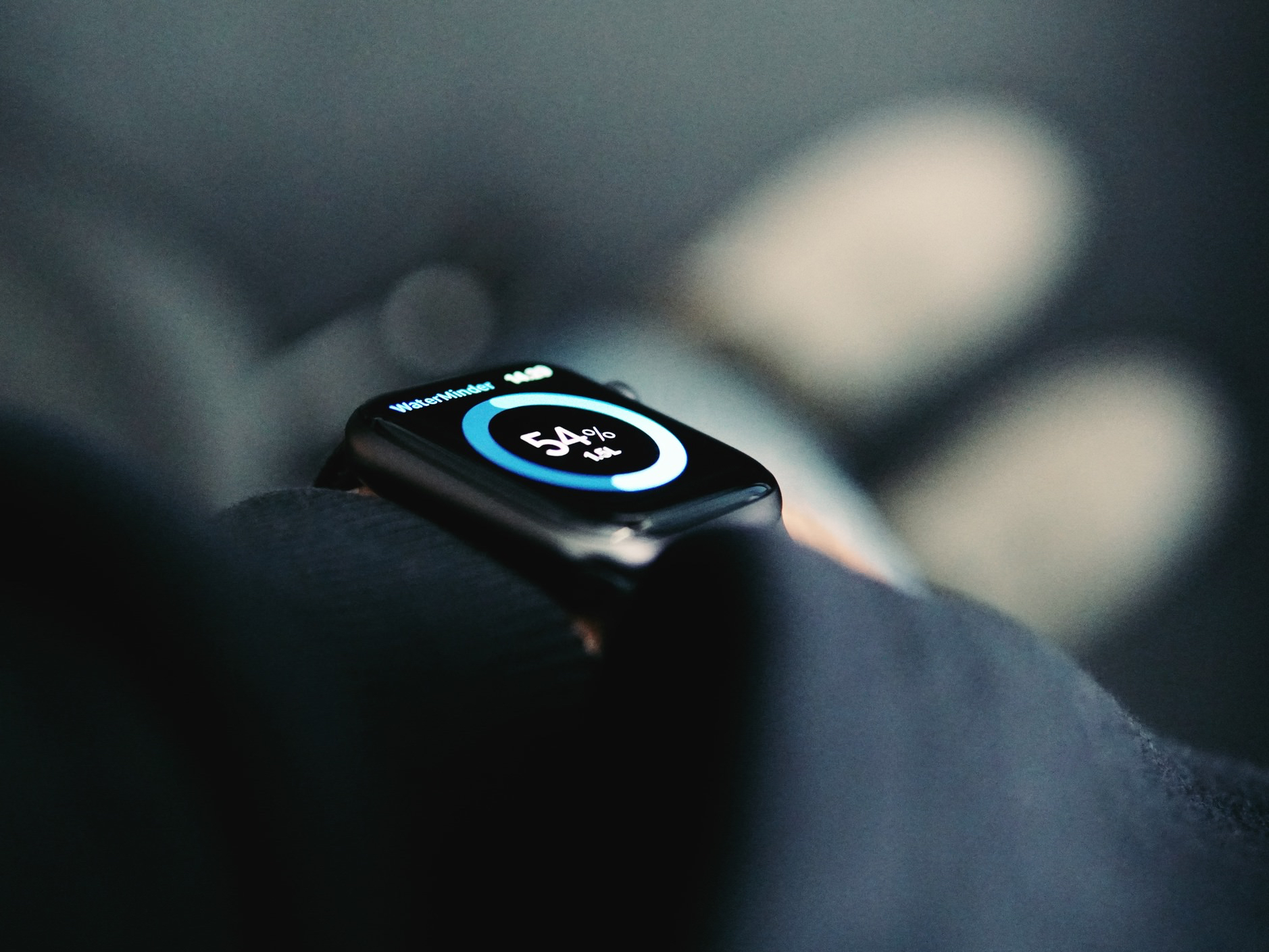 Mit eigenständiger Apple-Watch-App: WaterMinder
